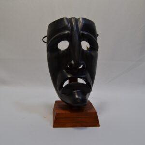 Maschera Mamuthones Arixi