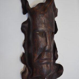 Maschera Indossabile Rappresentante La Sardegna Di Safir