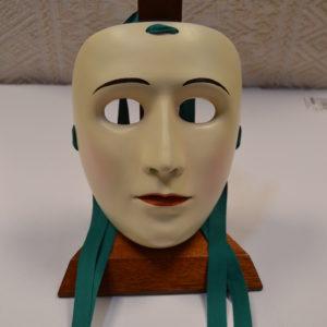 Maschera De Su Componidori Del Gremio Di San Giuseppe