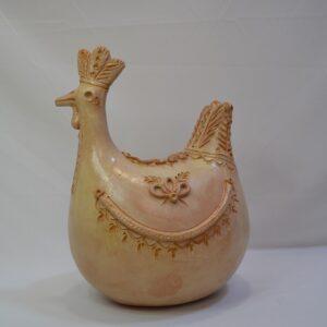Gallinella In Ceramica- Ceramiche Farci