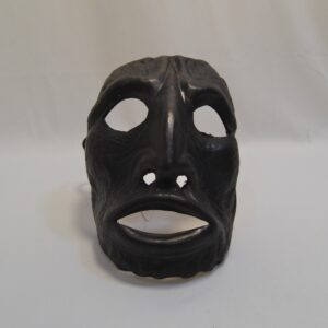 Maschera Mamuthone In Pelle Safir