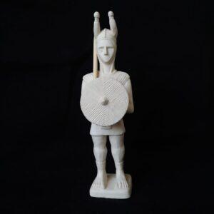 Riproduzione In Ceramica Dei Giganti Di Mont' E Pramma