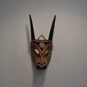 Maschera Boes Di Ottana