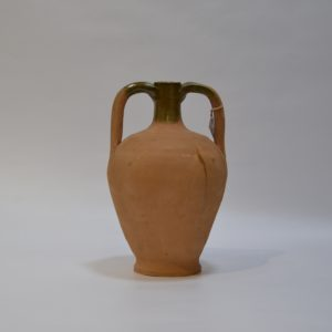 Brocca In Terracotta Con Manici