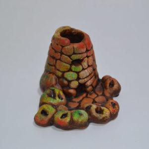 Miniatura Nuraghe In Ceramica