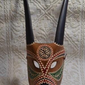 Maschera Boes Di Ottana ( CARATZAS )