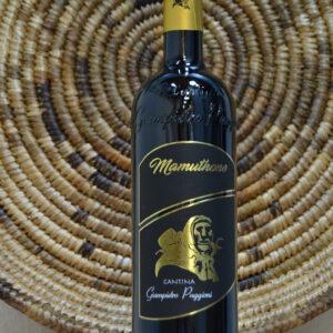 Vino Mamuthone Cannonau Di Sardegna