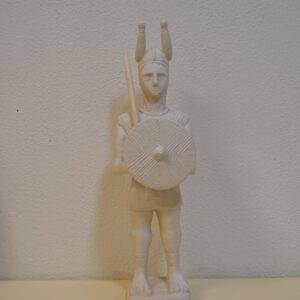 Riproduzione In Ceramica Dei Giganti Di Mont'e Pramma