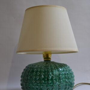 Lampada Riccio Di Mare In Ceramica