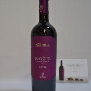 "Vino ""TOSTOINU"" Bovale IGT Isola Dei Nuraghi"