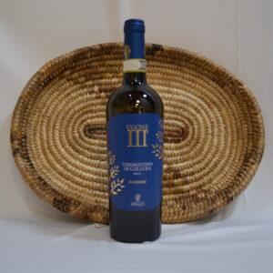 Ugone III Vino Bianco A Denominazione Di Origine Controllata E Garantita