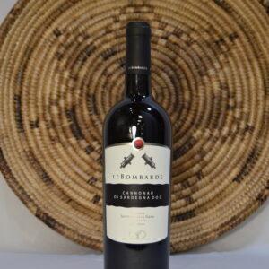 """Vino """"LE BOMBARDE"""" Cannonau Di Sardegna DOC"""