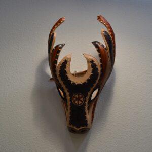 Maschera Cervo Di Sardegna