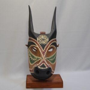Maschera Boes Di Ottana (CARATZAS) Maritato