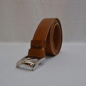Cintura In Pelle Cucita A Mano Sardegna