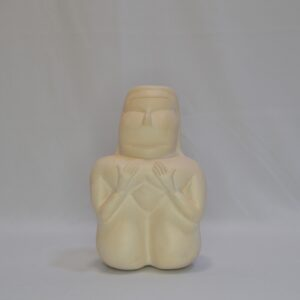 Dea Madre In Ceramica Villa Abbas