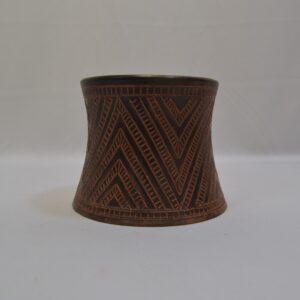 Vaso In Ceramica Artistica Sarda PISSIDE Villa Abbas
