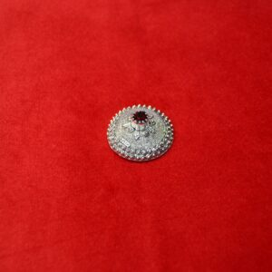 Ciondolo Bottone Sardo In Filigrana D'argento Glauco Creazioni